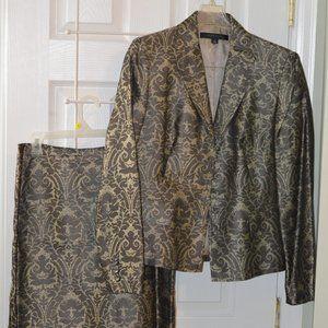 Anne Klein Skirt Suit size 6